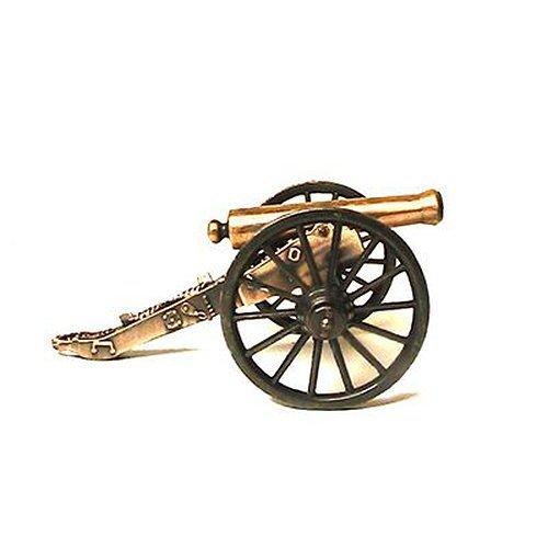 Miniature 1857 Napoleon Civil War Cannon- Bronze Barrel (Civil War Cannon Replica)