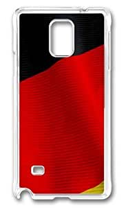 Adorable Germany Hard Case Protective Shell Cell Phone Ipod Touch 5 - PC Transparent