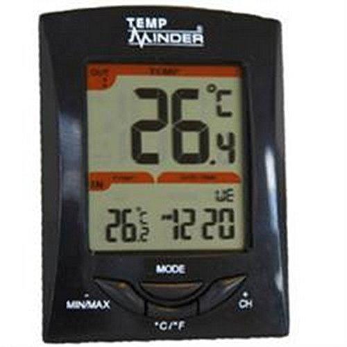 RV Trailer MINDER RESCH RV Compct Wireles Therm Thermometer by MINDER RESCH (Image #1)