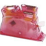 Clover Desk Needle Threader, Pink (4073)