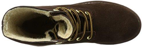 Leder Nebulus Wolle Lederstiefel handmade Ottawa echter Winterstiefel mit 100 gefüttert Tqx4Hgdqw