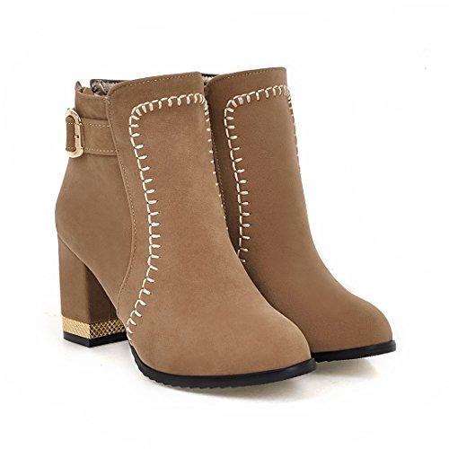 DYF botas s Zapatos cortas mujer de Color 4qa4UW6
