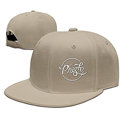 Beetful Phish Logo Adjustable Snapback Hip-hop Baseball Cap