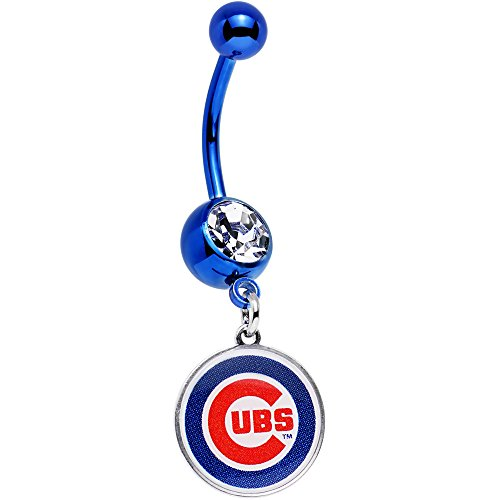 Charm Belly Ring - 6