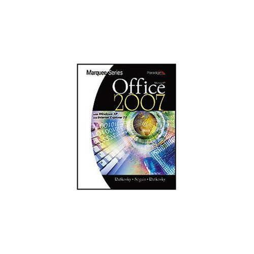 Download Microsoft Office 2007: With Windows XP - Textbook Only ebook