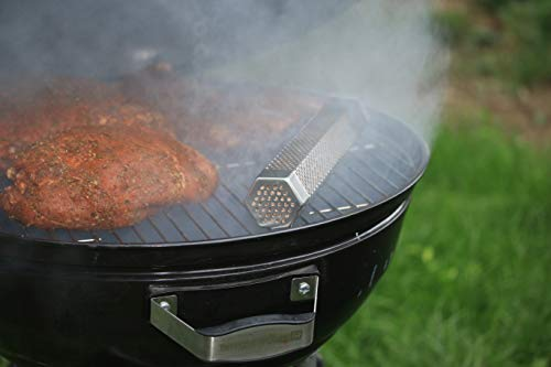 Kaduf Pellet Smoker Tube For Grill, Cold Smoke Cheese by Kaduf (Image #2)