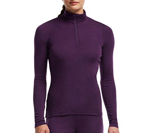 Icebreaker Women's Everyday Long Sleeve Half Zip