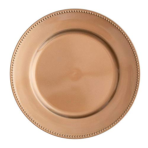 Richland Charger Plate Round Beaded 13