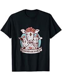 Friends Not Food Cute Farm Animals Vegan Workout T Shirt
