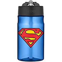THERMOS 12 Ounce Tritan Hydration Bottle, Superman
