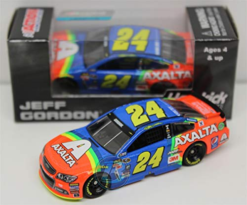 (Lionel Racing Jeff Gordon 2015 Axalta Retro Rainbow 1:64 Nascar)