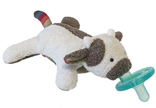Little Cow Moo (Mary Meyer WubbaNub Infant Pacifier ~ BooBoo MooMoo Cow)