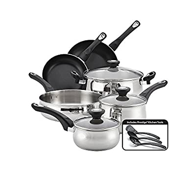 Farberware New Traditions Stainless Steel Cookware Set