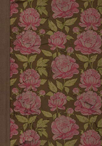 Vintage Cabbage Rose Wallpaper Notebook -- Creative for sale  Delivered anywhere in USA