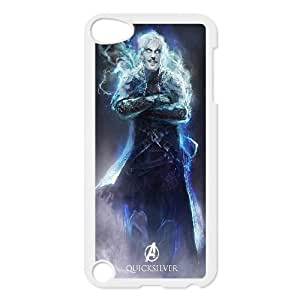 Tyquin Avengers Ipod Touch 5 Case Dark and Tenacious Avengers Art Design for Men, Ipod Touch 5 Cases for Girls Cute Design for Men [White]