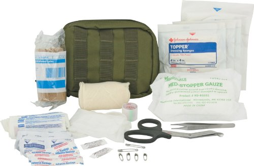 First Aid Kit Tactical Trauma Blood Stopper Gel