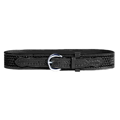 Safariland 146 Border Patrol Style Duty Belt, Black, Basketweave For 36-Inch Waist by Safariland