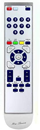 RM Series Reemplazo Mando a Distancia para Disney Cars-DVD-TV: Amazon.es: Electrónica