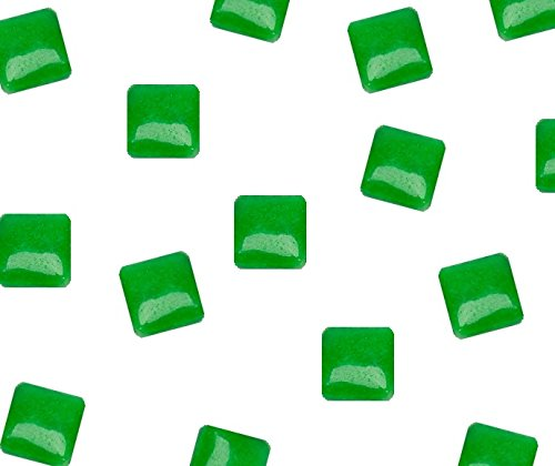 Dubble Bubble Green Chewing Gum Tabs  8 Oz  200 Pcs