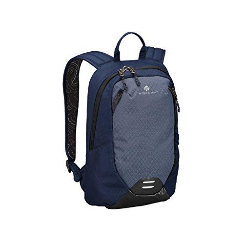 Eagle Creek Wayfinder Mini Unisex Travel Laptop Backpack-multiuse-hidden Tech Pocket Carry-On Luggage, Night Blue/Indigo