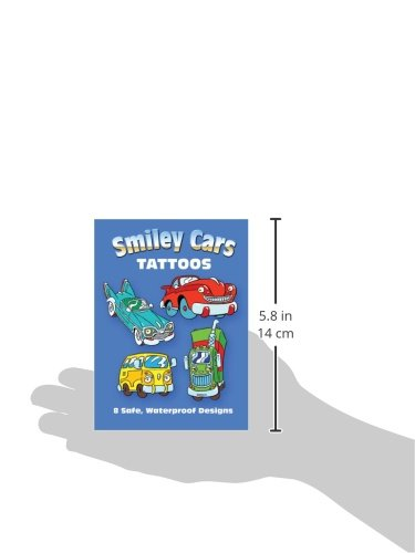 Smiley Cars Tattoos (Dover Tattoos)