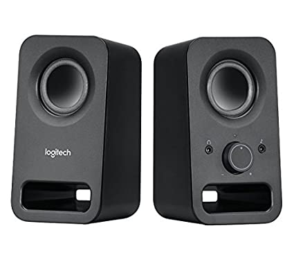 c8863403a3a Image Unavailable. Image not available for. Color: Logitech Multimedia Speakers  Z150 with Stereo Sound ...