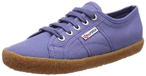 Naked Top blue Superga Cotu Blu Da Sneakers 2750 Velvet Low Donna pP5xCwUq
