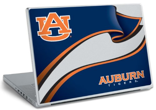 RoomMates RMK0234SS Peel and Stick Laptop Wear, University of Auburn]()