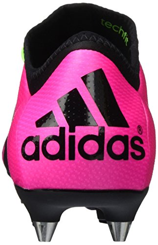 X15 Black de Chaussures Rose Core 1 Performance SG adidas Football Shock Green Pink Solar TFw5xBqnSO