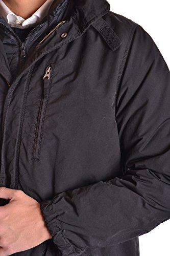 Yohji Yamamoto Cappotto Uomo MCBI317030O Poliestere Nero