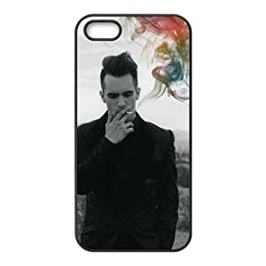 Custom Designed iphone 5/5s iphone 5/5s Case Phone Cover Panic At The Disco Designed by Windy City Accessories