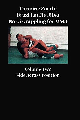 Carmine Zocchi Brazilian Jiu Jitsu Volume 2