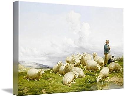 Amazon com: Wall Art Print Entitled Thomas Sidney Cooper