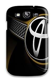 New Tpu Hard Case Premium Galaxy S3 Skin Case Cover(toyota Auris 32)