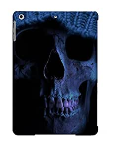 Hot MQhcAGe3021fSKKY Skeleton Tpu Case Cover Series Compatible With Ipad Air