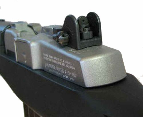 Tech Sight's MINI200 Adjustable Aperture Sight for the Ruger® Mini 14 and Ranch Rifle 5800 Series