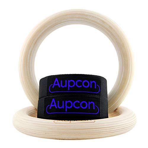 AUPCON Wooden Gymnastics Adjustable Straps product image