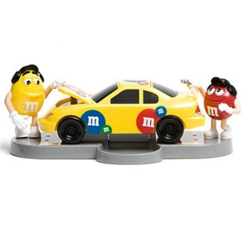 Chocolate Candy Dispenser - M &M's Under the Hood Chocolate Candy Dispenser