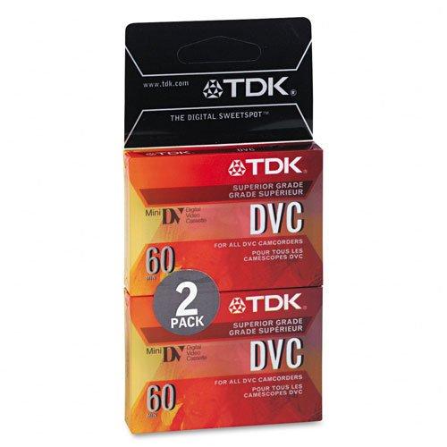 TDK DVC Videocassette - DVC - 60 Minute