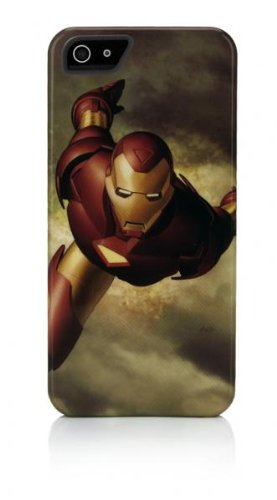 coque iphone 5 iron man