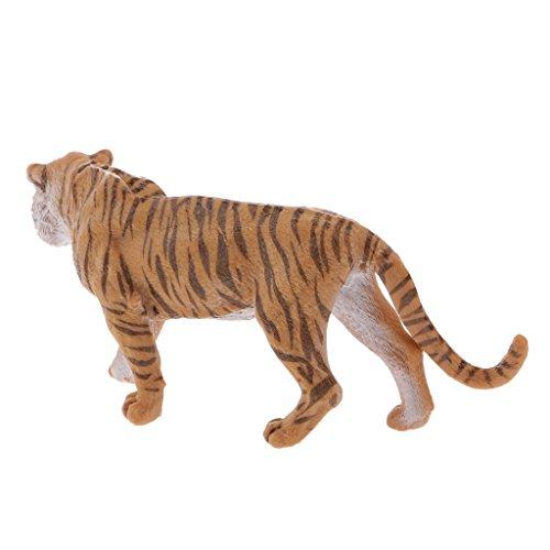 new Juguete Realista Animal Salvaje Figura de Acción Modelo Tigre ...