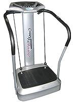 @tec Hometrainer Vibrationsplatte CRAZY FIT MASSAGE - (Bauch Trainer, Beine,...