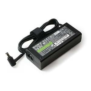 Adaptador cargador original de ordenador portátil para Sony Vaio VGN-FS18CP VGN-FS18GP VGN-FS18LP VGN-FS18SP VGN-FS18TP VGN-FS195VP VGN-FS195VPF VGN-FS195XP VGN-FS20 VGN-FS200 VGN-FS20B VGN-FS21