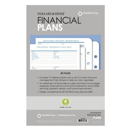 Classic Financial Plans Supplement