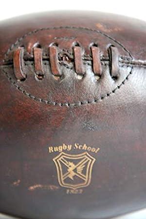 Victorian De Honorem balón Rugby Vintage – Balón Rugby decoración ...