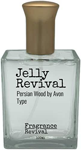 Jelly Revival, Persian Wood by Avon Type