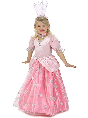 Princess Paradise The Wizard of Oz Glinda the Good Witch Pocket Princess Costume, Pink, Medium