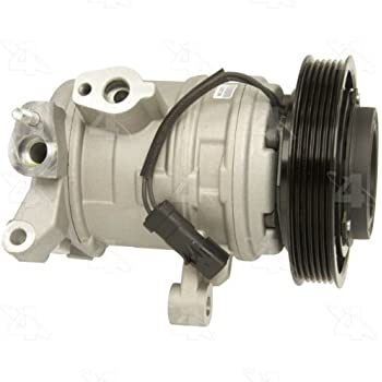 1YW NEW 157319 A//C Compressor Fits Dakota Ram Grand Cherokee Commander
