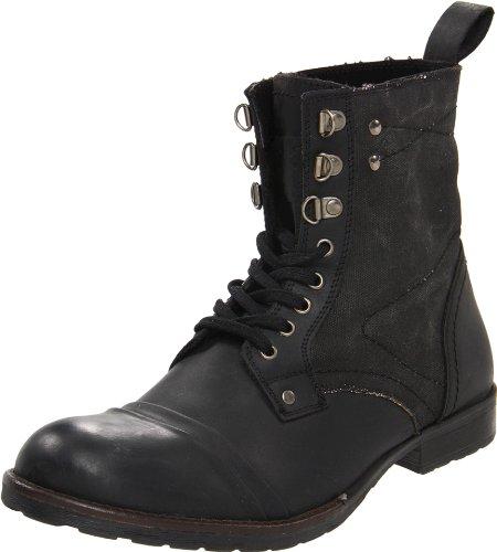 Stacy Adams Men's Battalion Lace-Up Boot - stylishcombatboots.com