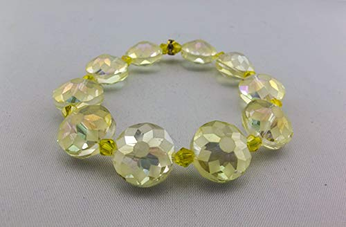 Stretch Bracelet - Yellow